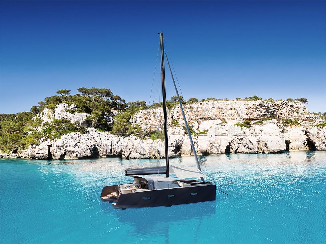 Vaan R4 Mallorca Anchor